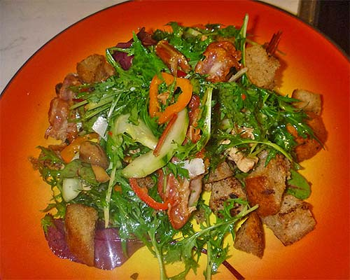 Italjyanskij salat 1