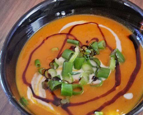Sup iz tykvy