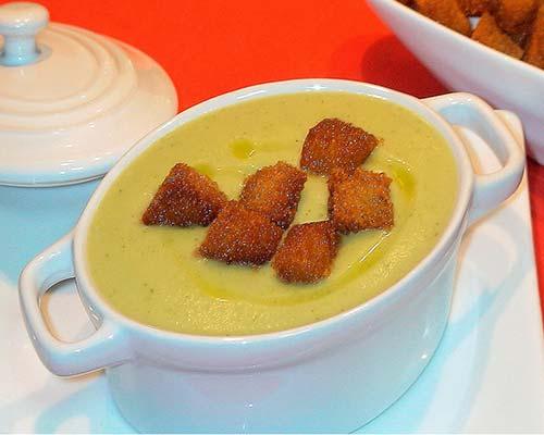 Krem-sup iz kabachkov