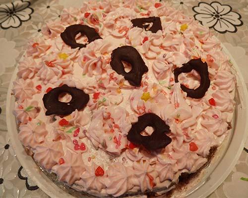 Tort na denj roshdeniya 1
