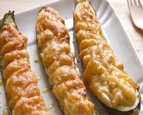 Kabachki s syrom