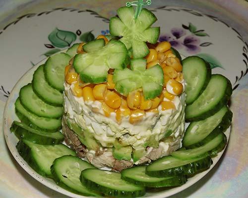 salat s avokado