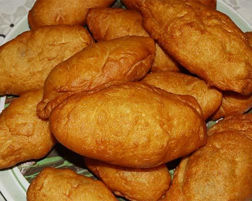 самый простой рецепт пирожков с картошкой