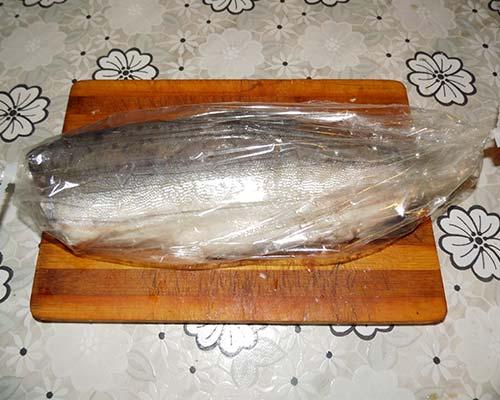 ryba v pakete