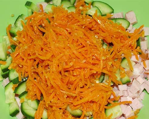 morkovj po korejski
