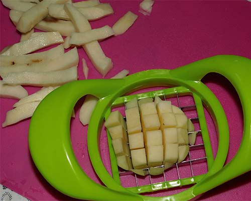 narezka kartofelya
