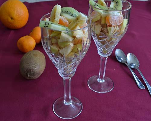 Smesj fruktov