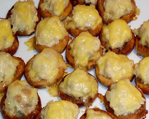 фаршированные сушки с фаршем в духовке рецепт с фото