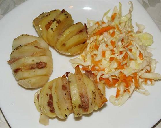 Как можно сделать вкусную картошку 23